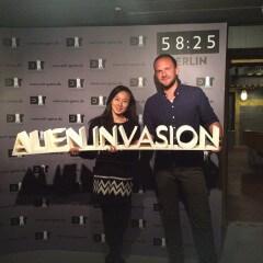 Room Escape Berlin – Exit Game – Alien Invasion